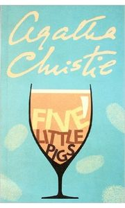 Agatha Christie- Five Little Pigs Paperback– 2007