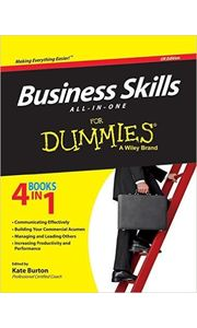 Business Skills All- in- One for Dummies