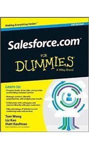 Salesforce. com for Dummies (English) 5th Edition