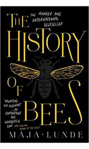 The History of Bees- Paperback