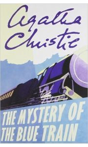 Agatha Christie- The Mystery Of The Blue Train Paperback– 1899