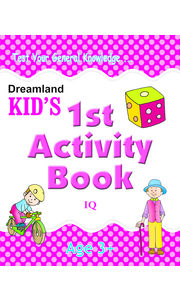 1st Activity Book- IQ