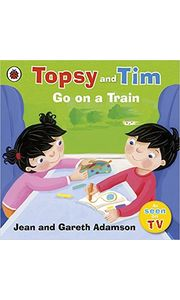 Topsy and Tim Go On a Train Paperback