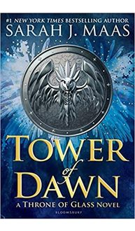Tower of Dawn- Paperback