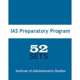 IAS Preparatory Program