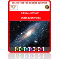 Class 4 Science worksheets- Earth & Universe