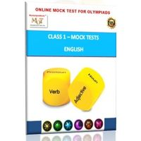 Class 1, Online Topic Wise tests, English, MOT