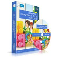 Class 3, CBSE, Math and EVS (DVD)