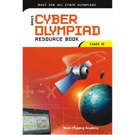 Class 3- Cyber Olympiad- Resource book