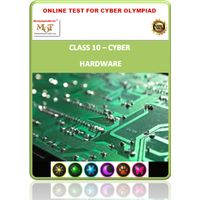 Class 10, Hardware, Online test for Cyber Olympiad