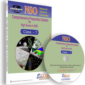 Class 7- NSO Olympiad preparation (CD by iachieve)