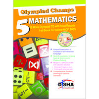 Class 5- Olympiad champs- Maths