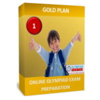 Class 1, IMO Preparation, Gold Plan (Online sample questions, Mock tests, Printable worksheets)
