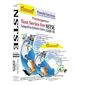 Class 9- NSTSE Olympiad preparation- (1 CD Pack)