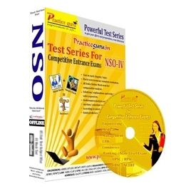Class 4- NSO Olympiad preparation- (1 CD Pack)