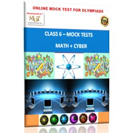 Class 6, Online topic wise tests, Math+ Cyber- MOT