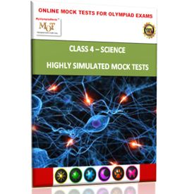 Class 4- National Science Olympiad (NSO) Online mock tests