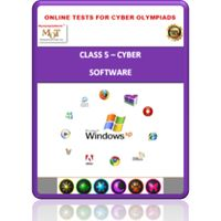 Class 5, Software, Online test for Cyber Olympiad