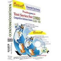 Class 8- IEO NSO NCO IMO test series (CD Pack)