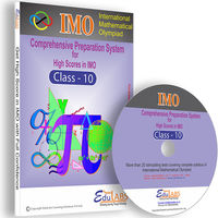 Class 10- IMO Olympiad preparation- (CD by iachieve)