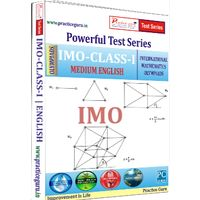 Class 1, IMO Olympiad preparation- practice tests (CD)