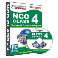Class 4- NCO Olympiad preparation- Practice test series (CD)