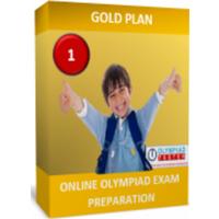 Class 1 NSO IMO IEO preparation - GOLD PLAN