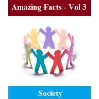Online Encyclopedia of 2001 Amazing facts on Society across across 50 topics