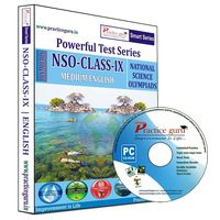 Class 9- NSO Olympiad preparation- Powerful test series (CD)