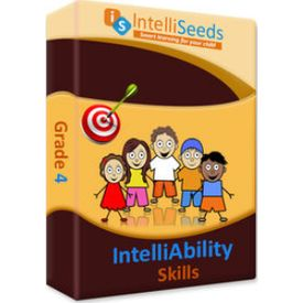 Class 4- Mental Reasoning- 3 months- Intelliseeds