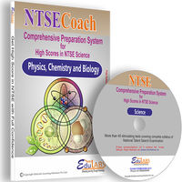 Class 10- NTSE Science preparation- (CD by iachieve)