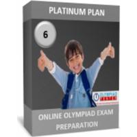 Class 6- NSO IMO preparation- PLATINUM PLAN