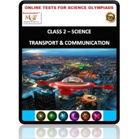 Class 2 Science Worksheets- Transport & Communication