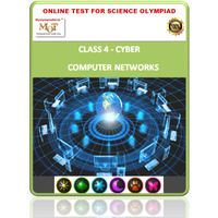 Class 4, Computer networks, Online test for Cyber Olympiad