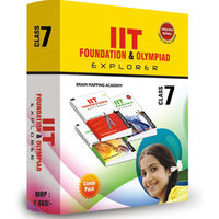 Class 7- IIT foundation, Combipack (Set of 4 books)