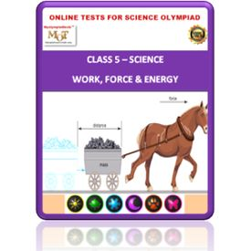 Class 5 Science Worksheets- Force and Energy