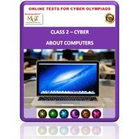 Class 2, About computers, Online test for Cyber Olympiad