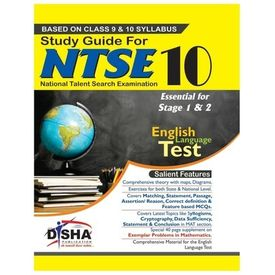 Class 10- Study guide for NTSE