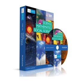 CBSE 8 Combo (Science, Maths, Social Science, 1DVD Pack)