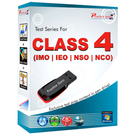 Class 4- Combo Pack (IMO / NSO / IEO / NCO) Pen Drive