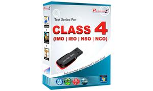 Class 4- Combo Pack (IMO / NSO / IEO / NCO) Pen Drive