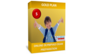 Class 5, IMO Exam Preparation Guide, Gold Plan
