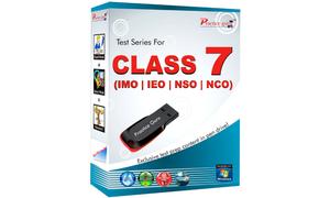 Class 7- Combo Pack (IMO / NSO / IEO / NCO) Pen Drive