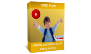 Class 6, IMO Exam Preparation Guide, Gold Plan