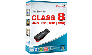 Class 8- Combo Pack (IMO / NSO / IEO / NCO) Pen Drive