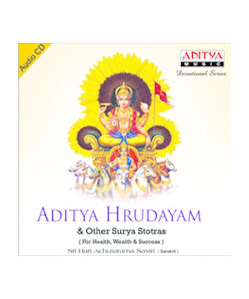 Aditya Hrudayam & Other Surya Stotras~ ACD