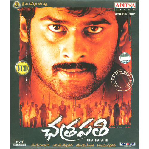 Chatrapathi~ VCD