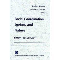 Social Coordination, Egoism and Nature