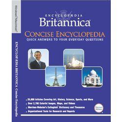 Britannica Concise Encyclopedia 2013