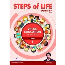 Steps of Life- Powe Play Series Book 1